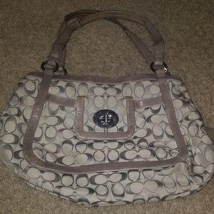 2 purses one price coach purse
